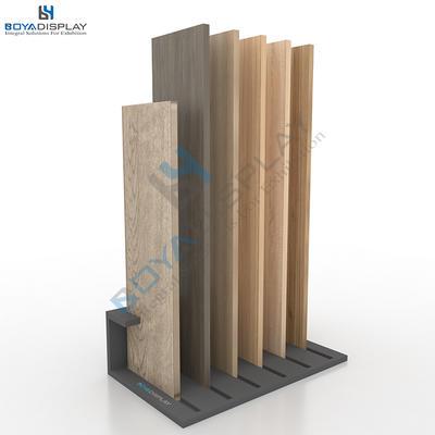 Custom Simple Wood Rack Display Stand Rack