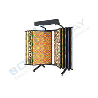 New Page-Turning Carpet Fabric Carpet Roll Storage Racks