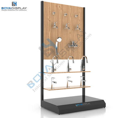 Professional Design faucet shower tap display stand rack